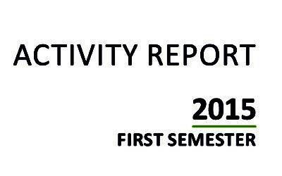 EU-ASE Activity Report 2015 – first semester