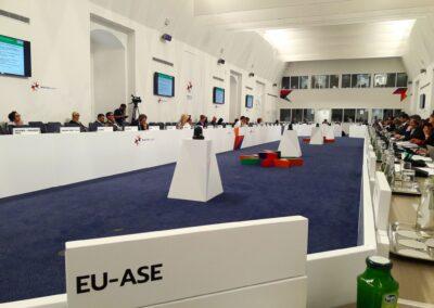 EU-ASE at the Informal Energy Council