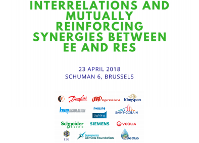 EU-ASE Workshop on Synergies between EE and RES