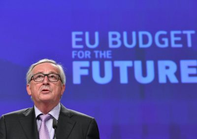 After Brexit, A Quarter Of The EU's Budget Will Go To Climate Protection