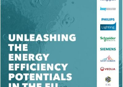 Unleashing the Energy Efficiency potentials in the EU water sector