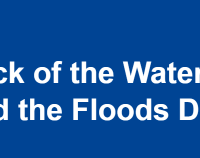 Position on Fitness Check on the Water Framework Directive