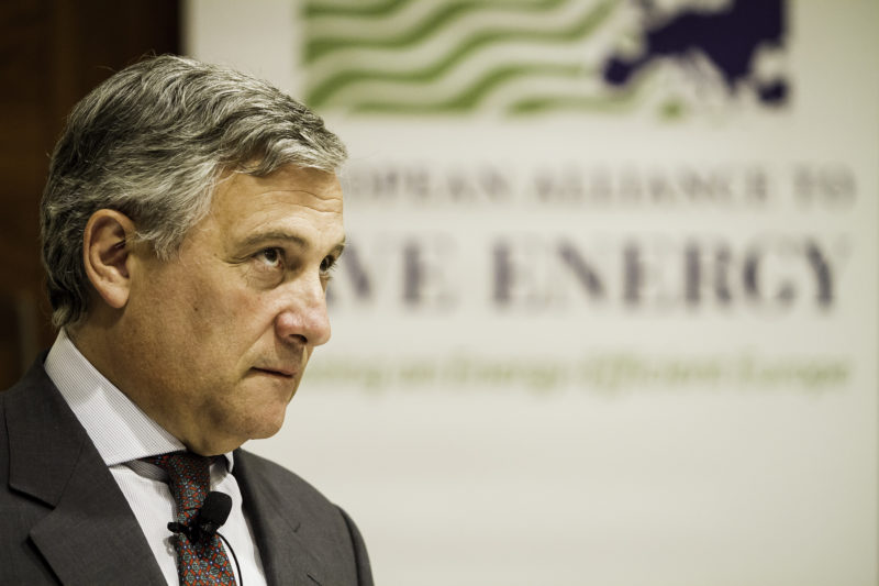 Antonio Tajani, Vice-President of the European Commission, at the Second Annual EU-ASE Dinner, Brussels, 18 September 2012 (2)