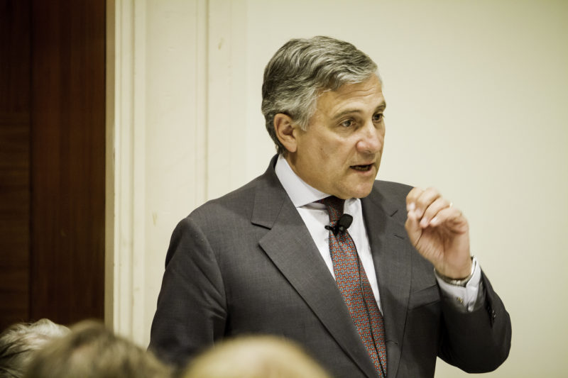 Antonio Tajani, Vice-President of the European Commission, at the Second Annual EU-ASE Dinner, Brussels, 18 September 2012 (3)