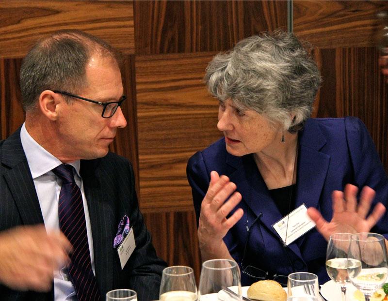 Kari-Lehtinen-CEO-of-Paroc-Group-OY-and-Fiona-Hall-MEP