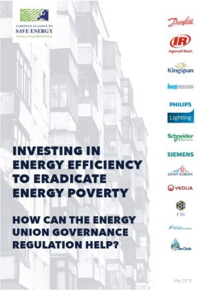 Investing in Energy Efficiency to eradicate Energy Poverty – How can the Energy Union Governance Regulation help?