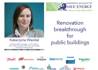 Op-ed: Renovation breakthrough for public buildings
