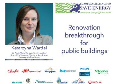 Op-ed: Renovation breakthrough for public buildings