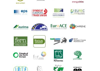 EU-ASE  joins the call to EU Ministers to ensure that the next EU budget is in line with the EU climate objectives and consistent with the Paris Agreement
