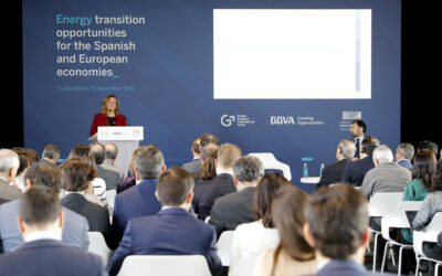 Businesses, society and Public Administration agree on the opportunities derived from an ambitious energy transition