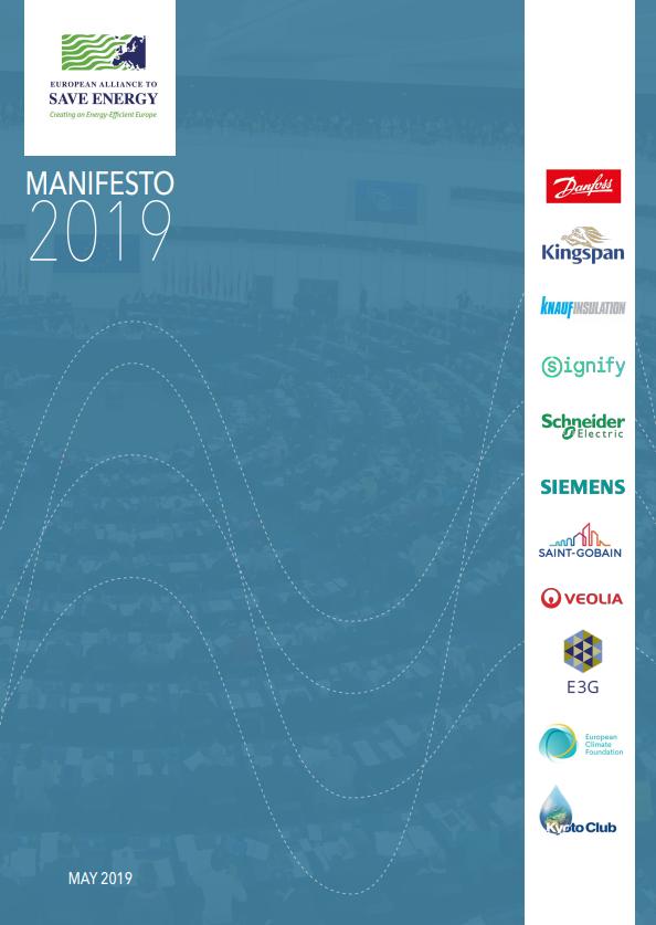 EU-ASE Manifesto ahead of EU Elections 2019