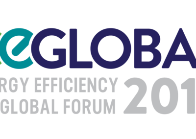 EEGlobal 2019 – Doubling down on Energy Efficiency