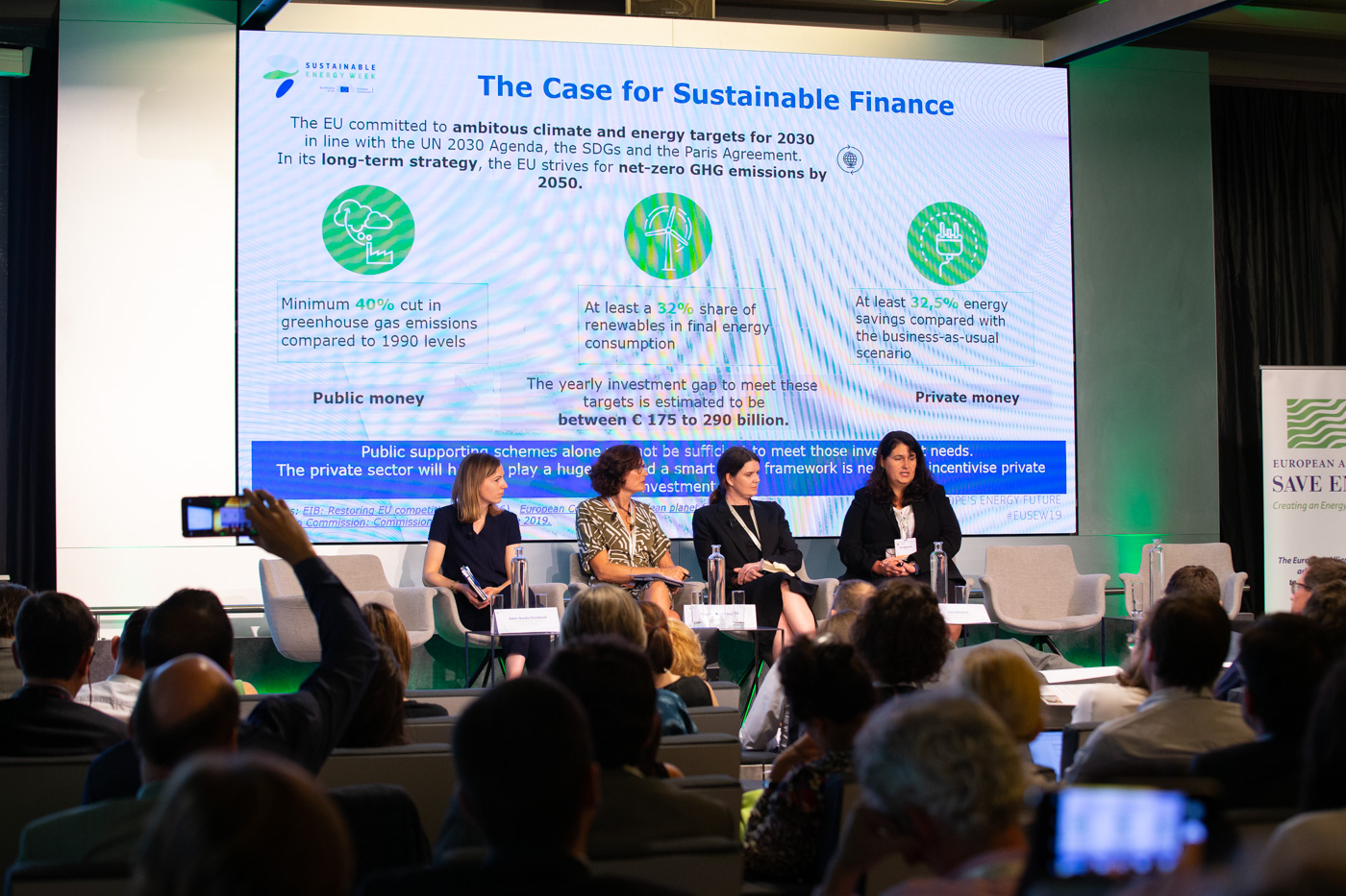 2019 - Day 1 - Decarbonisation at least cost: renewables beyond