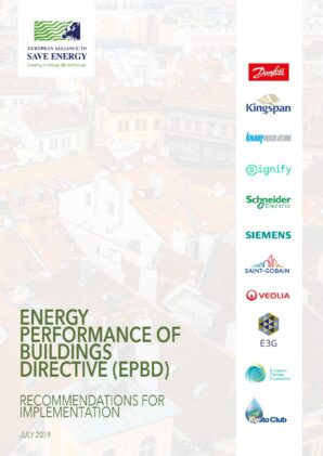EPBD – Recommendations for implementation