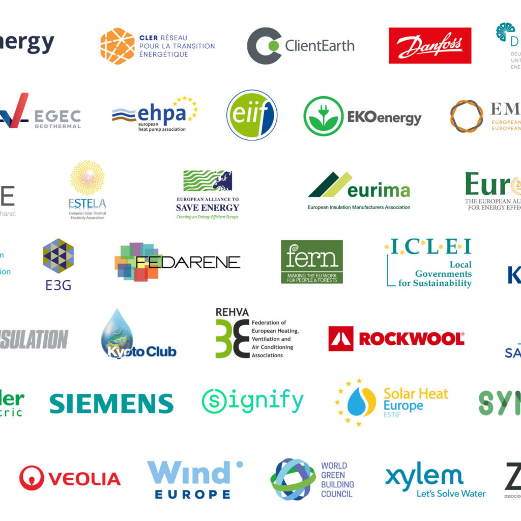 Open letter to Executive Vice-President Timmermans on European climate law