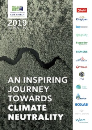 An inspiring journey towards climate neutrality – 2019 in review
