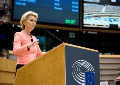 Higher EU emissions cut for 2030 is right signal for a green recovery