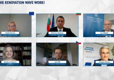 EU-ASE at C4E Webinar with EU Commissioner Kadri Simson