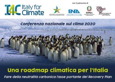 EU-ASE at Conferenza nazionale sul clima 2020 (Italy)