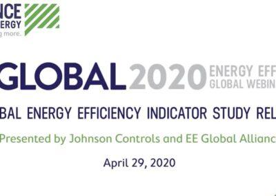EU-ASE at EE Global 2020 – Global Energy Efficiency Indicator Study Release