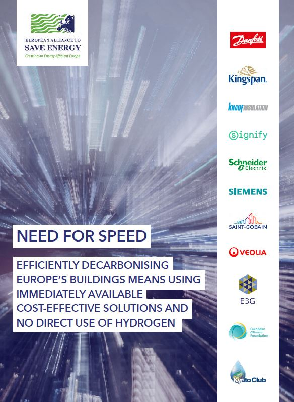 Decarbonising Europe's buildings with available solutions, no hydrogen