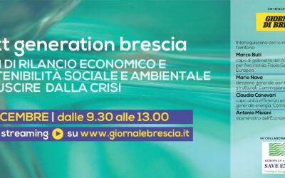 EU-ASE at Next Generation Brescia (Italy)