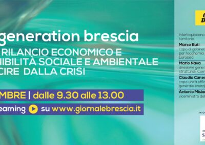 EU-ASE at Next Generation Brescia (Italy)