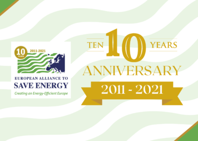 10 years and going strong! Celebrating the first decade of EU-ASE