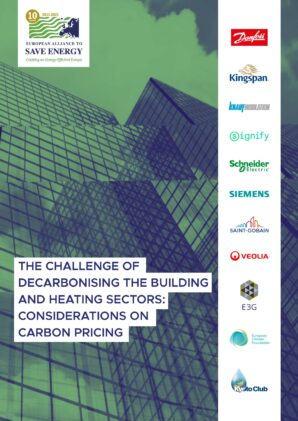 Decarbonising the building and heating sectors: considerations on carbon pricing