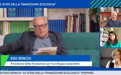 EU-ASE at Le sfide della transizione ecologica (Italy)