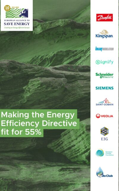 Making the Energy Efficiency Directive fit for 55%