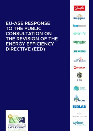 Response to the Public Consultation on the revision of the Energy Efficiency Directive