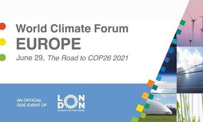 EU-ASE at World Climate Forum Europe 2021