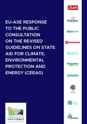 State Aid: Response to the public consultation on the CEEAG revision